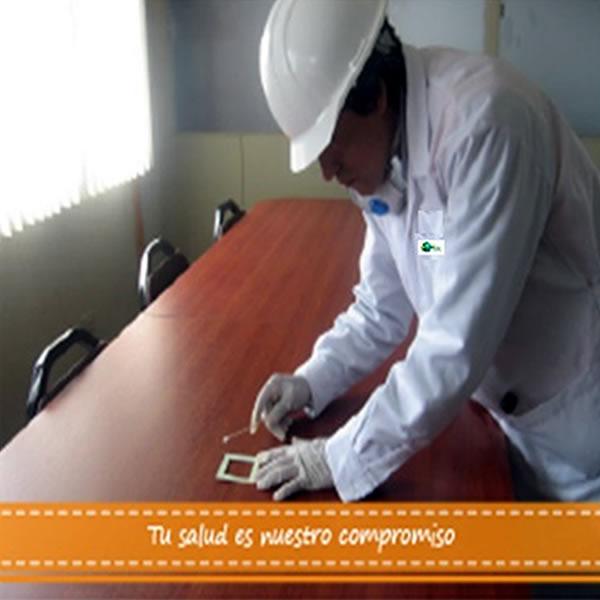 Monitoreo microbiologico