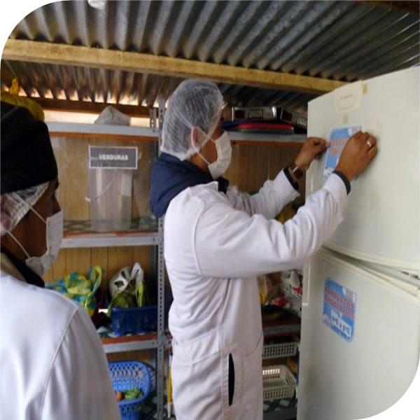 Implementacion de programas de seguridad alimentaria